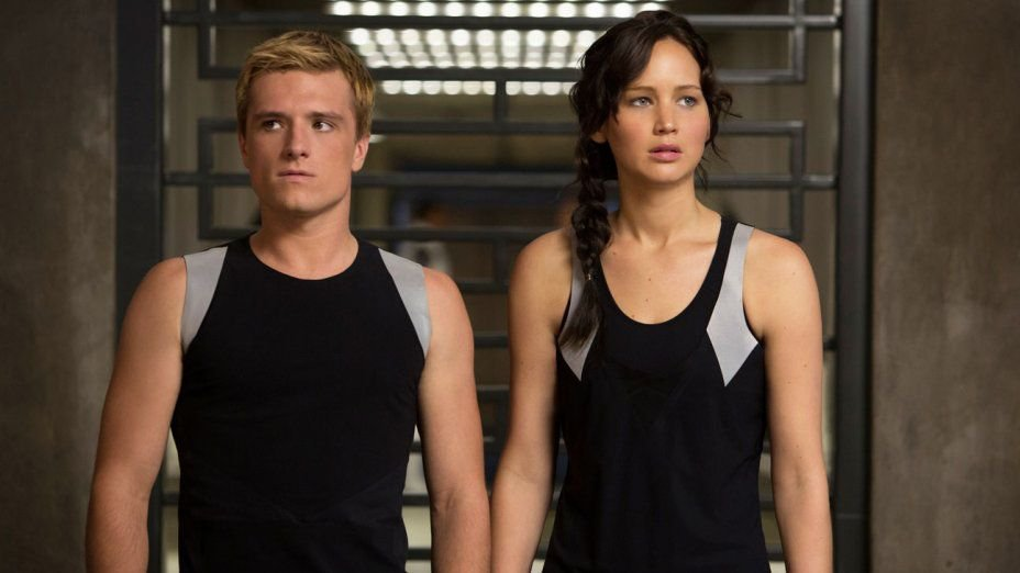 Two shot The Hunger Games