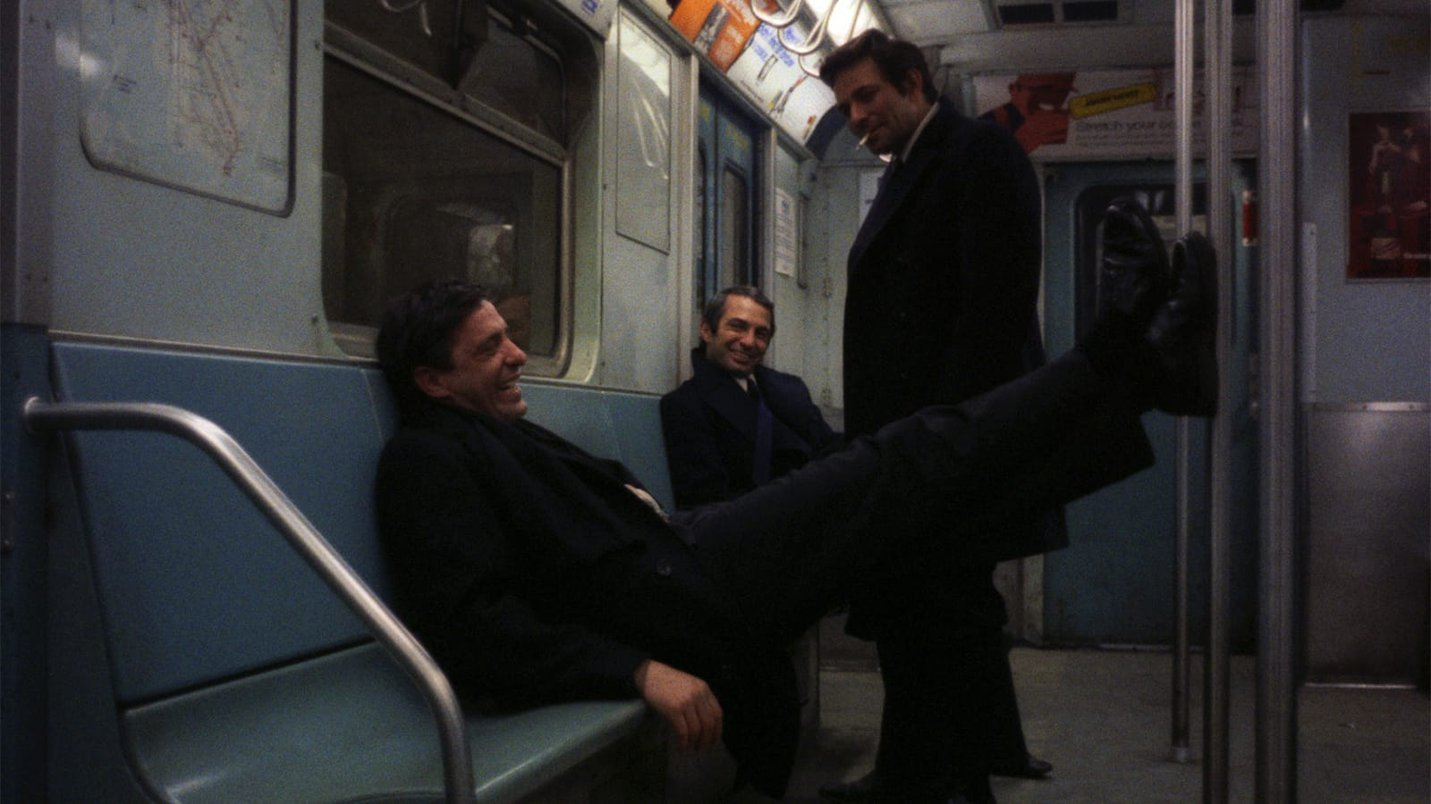 Husbands - John Cassavetes