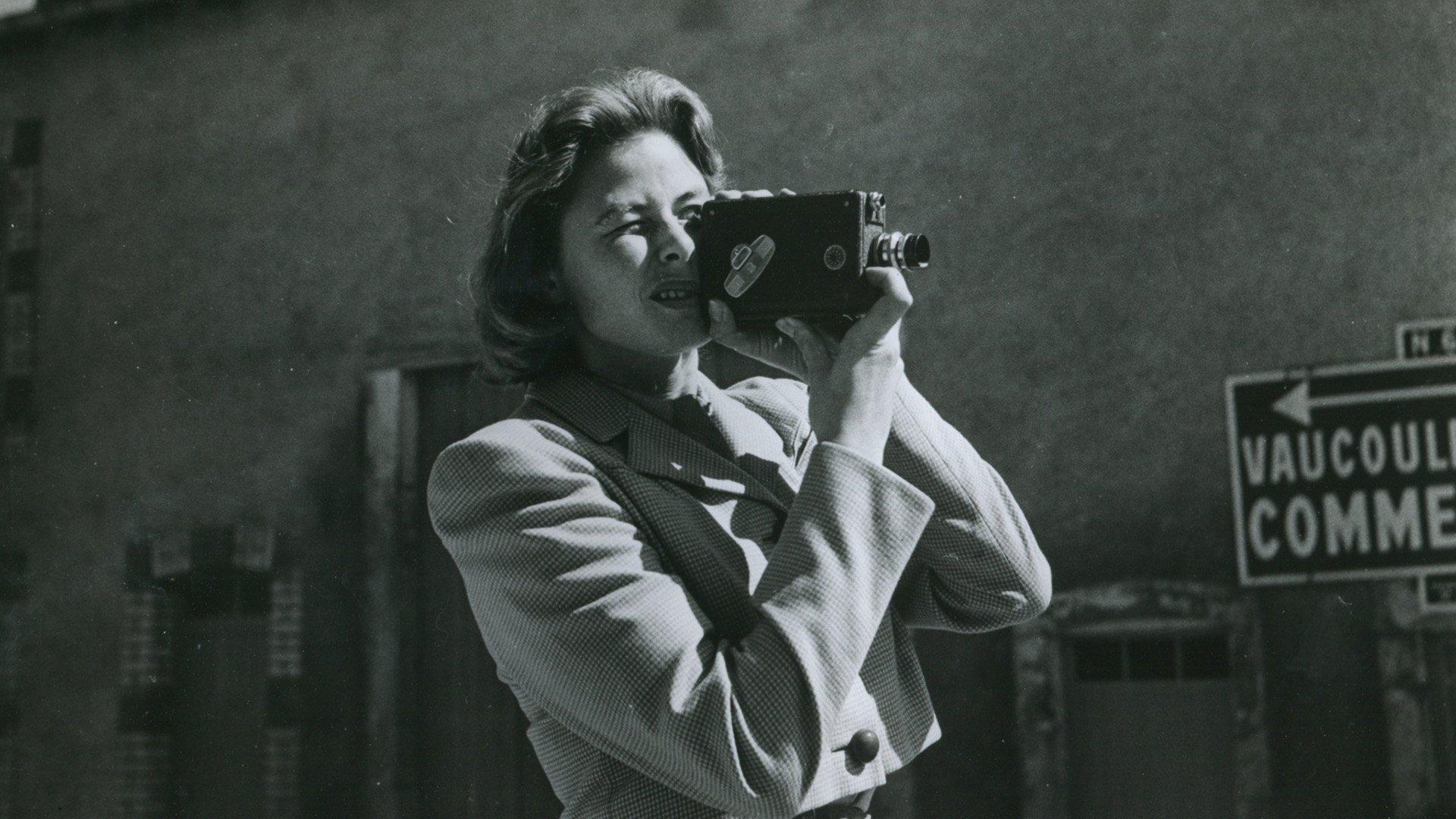 Ingrid Bergman in Ingrid Bergman: In Her Own Words