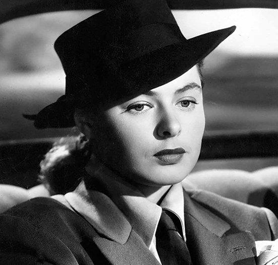 Ingrid Bergman in Notorious