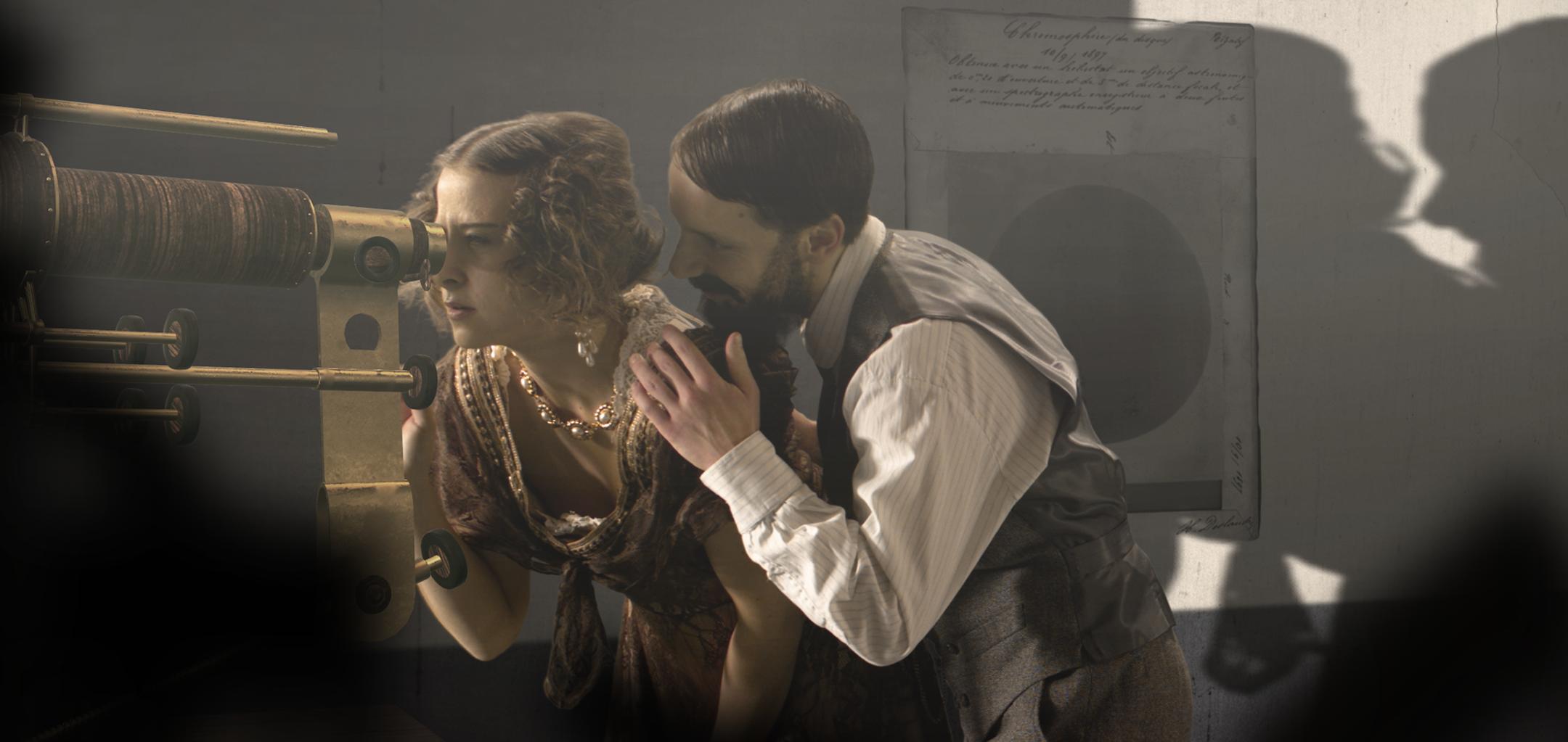 Jana Stryková and Tomáš Mischura - The Impossible Voyage (2019) - Hero image