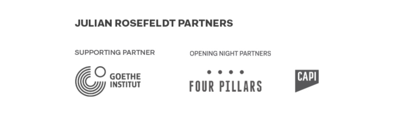 Julian Rosefeldt partners