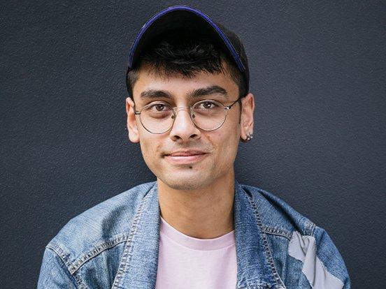Kalanjay Dhir - artist bio