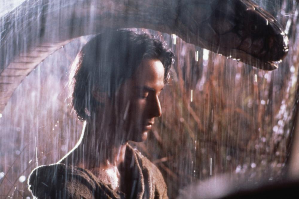 Keanu Reeves in Little Buddha (1993)