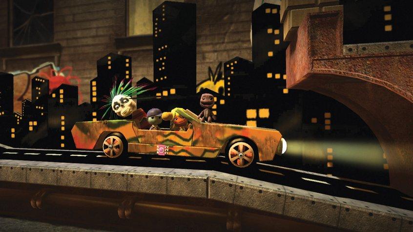 LittleBigPlanet 1 Screenshot - Siobhan Reddy