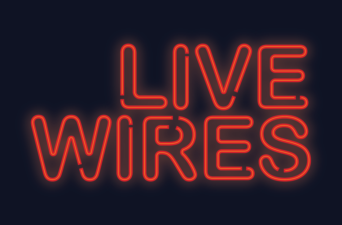 Live Wires logo
