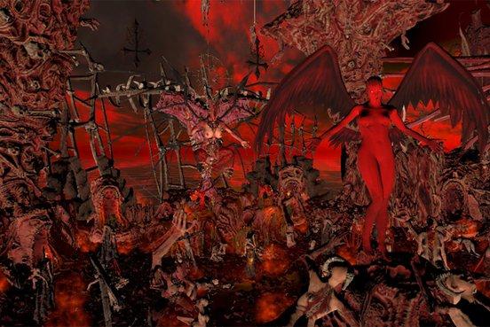 Lu Yang - Delusional World - background