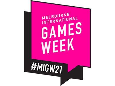 Melbourne International Games Week 2020 logo