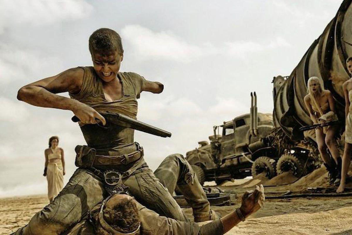 Mad Max Fury Road Furiosa disability representation.jpeg