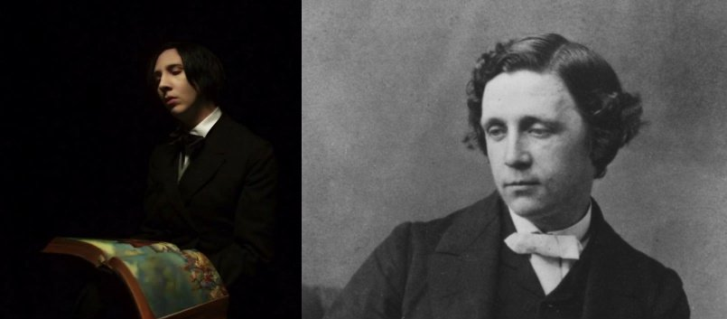 Marilyn Manson and Lewis Carroll