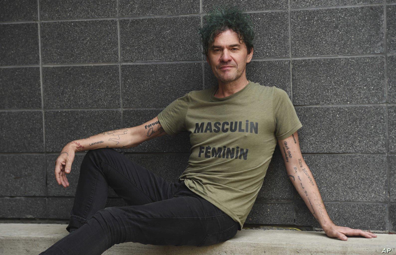Mark Cousins - publicity shot