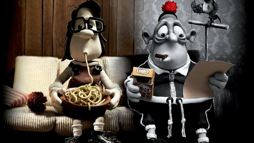 Mary and Max - CTA tile