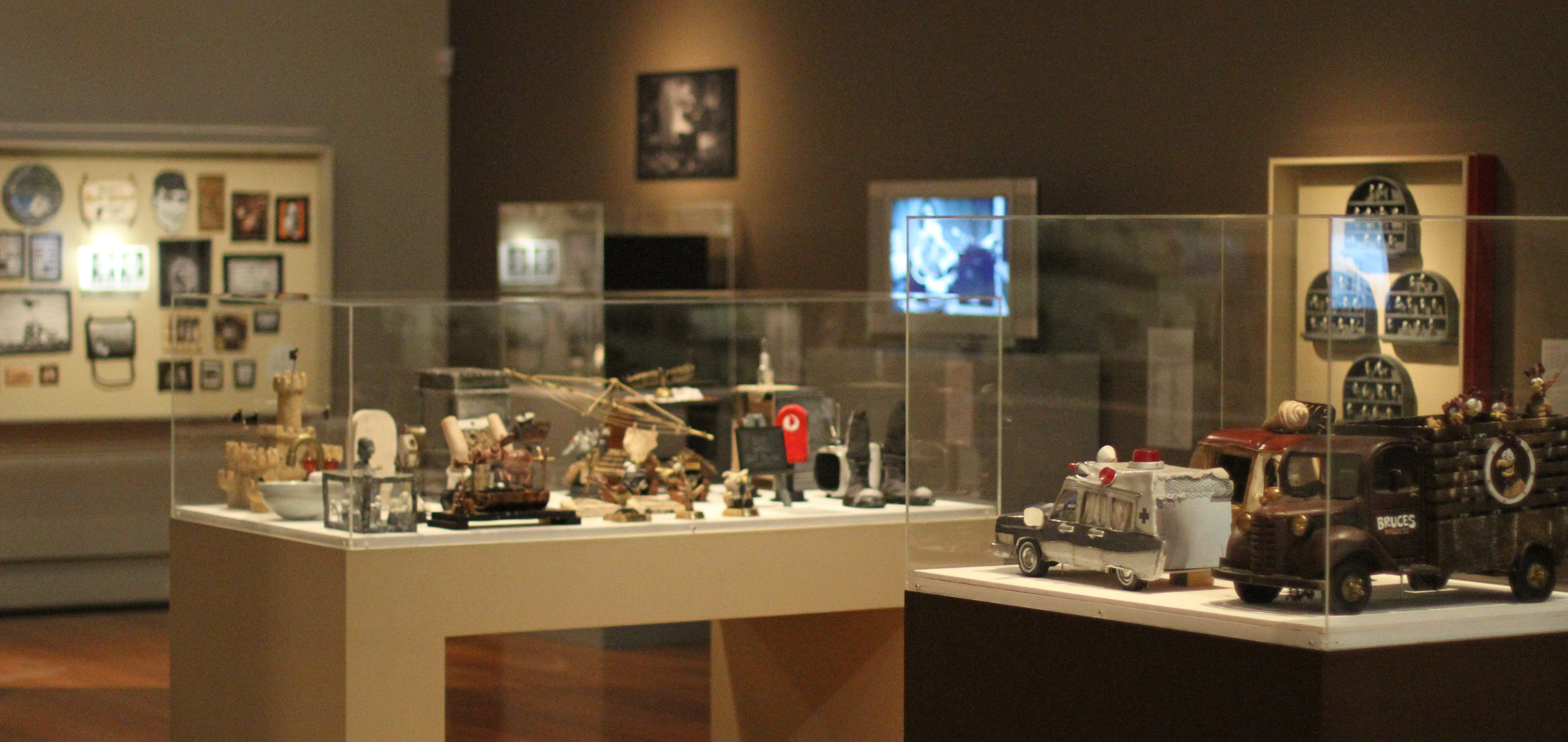 Mary and Max - hero image - Geelong Gallery