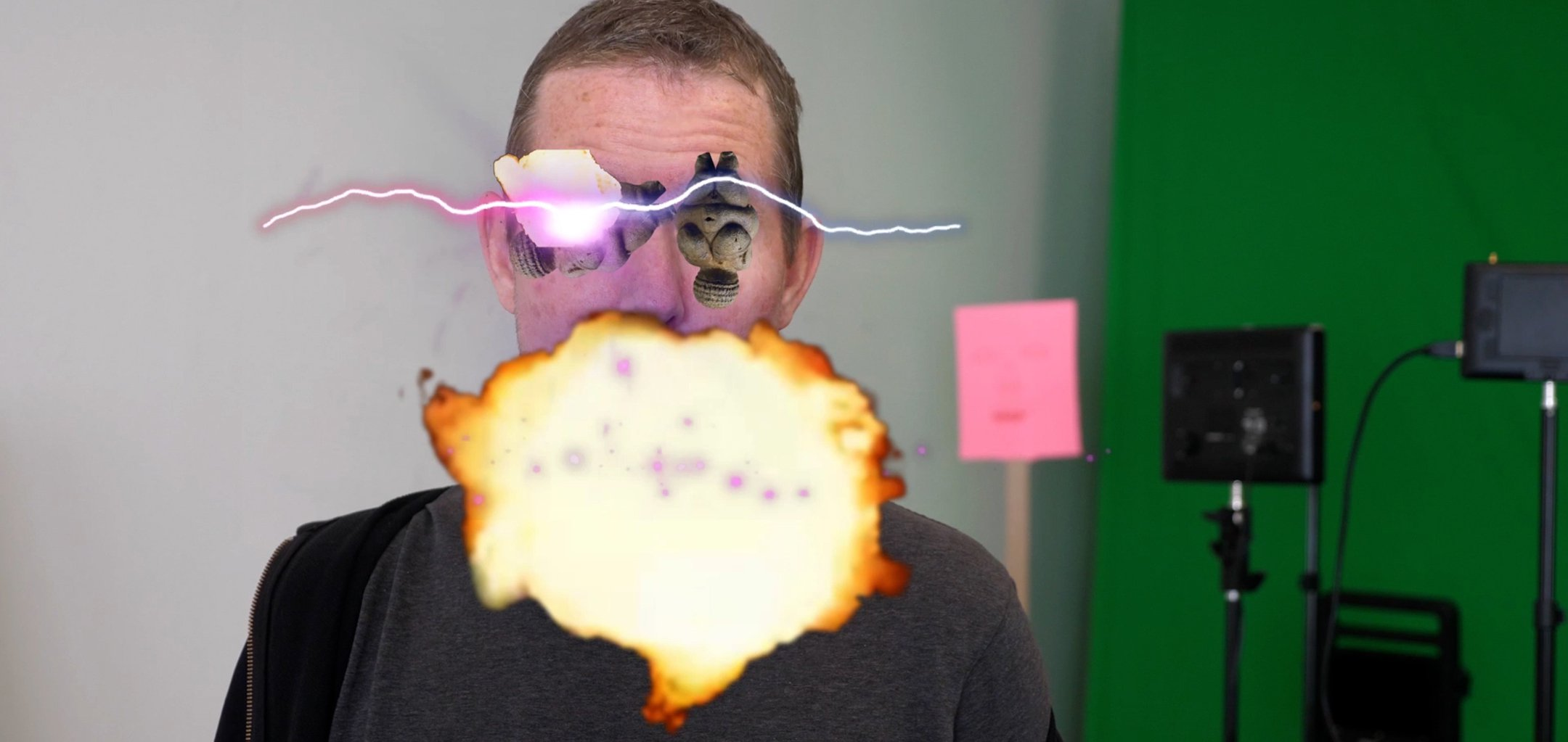 Matt Griffin in a still from Content - Hero image