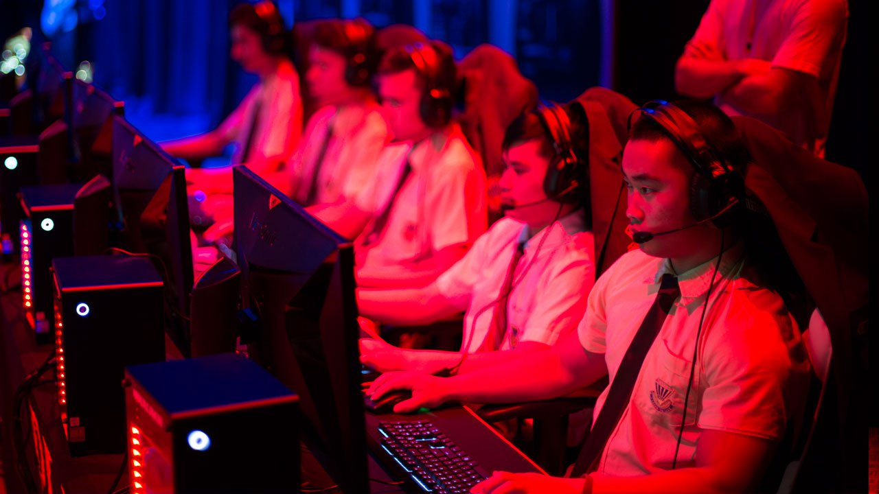 What I learned about eSports at the Education in Games Summit 2018