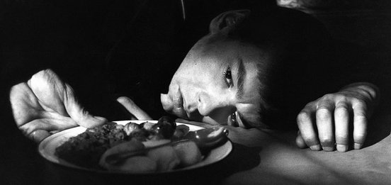 Melbourne Cinémathèque - Dirk Bogarde in a still from Victim