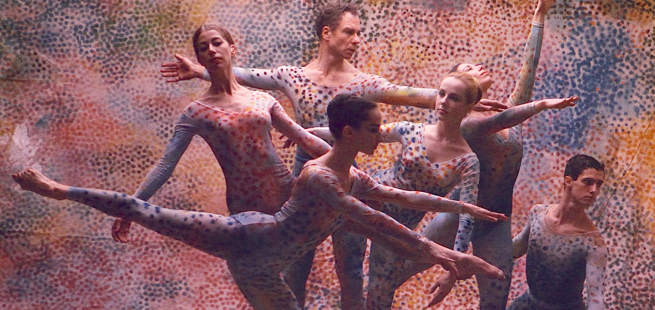 Dancers in Cunningham (2019), directed by Alla Kovgan
