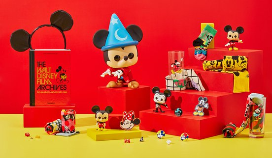 Mickey edit styled by Melinda King photography by Gareth Sobey
