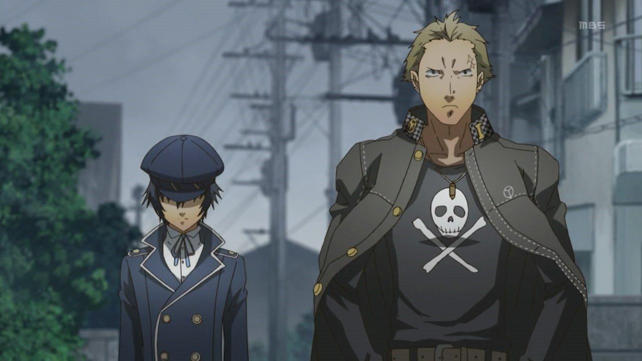 Naoto and Kanji