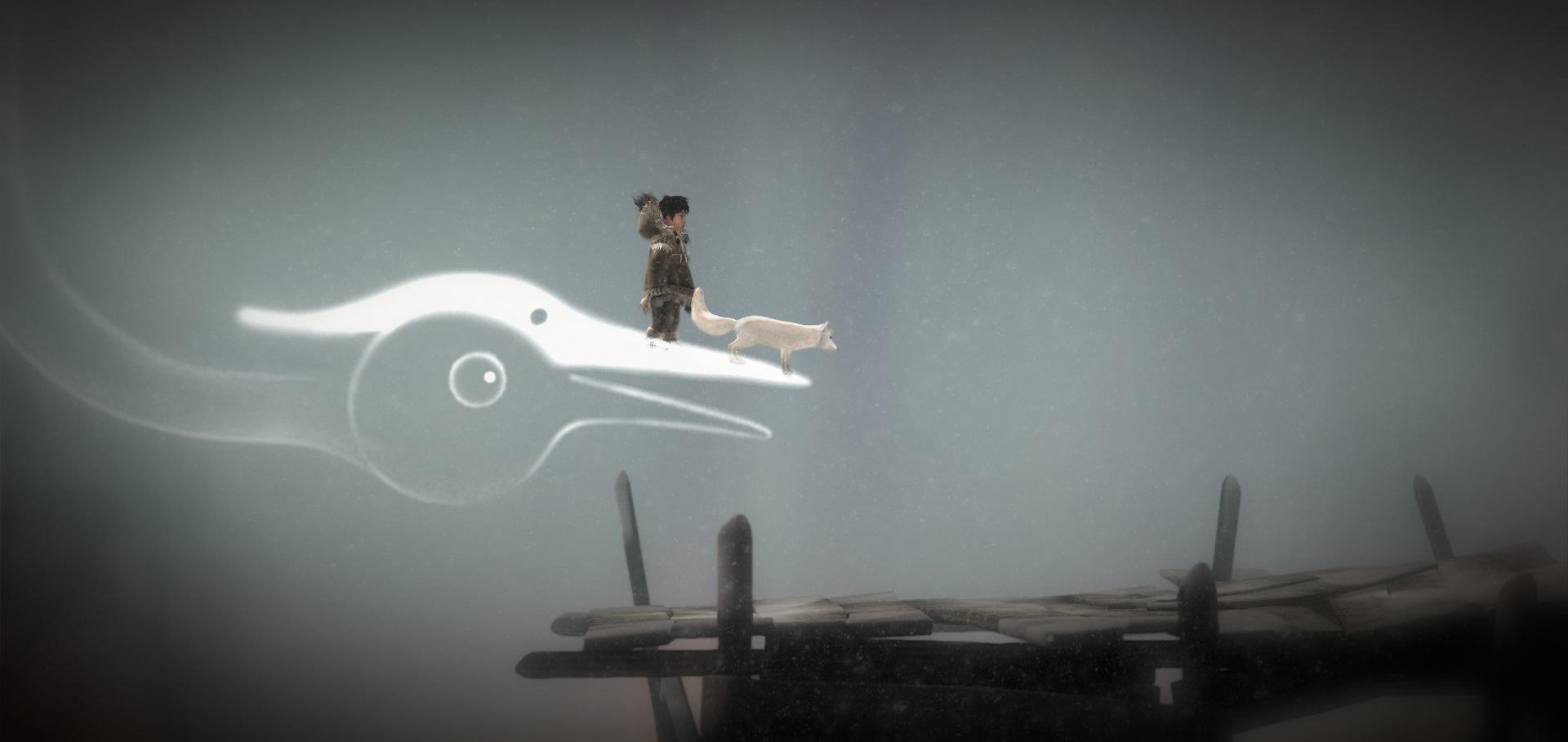 Never Alone - videogame screenshot - 2014