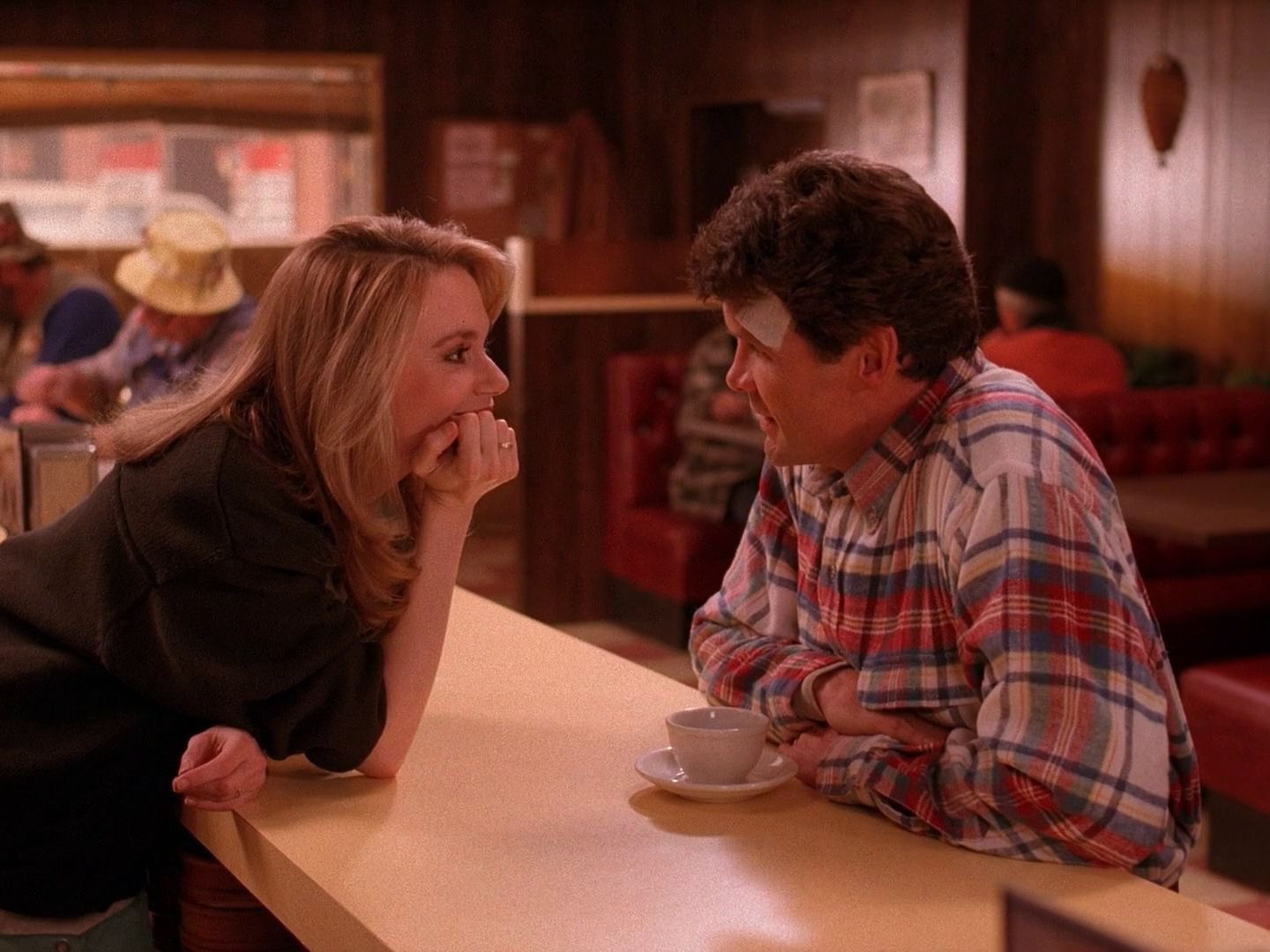 Norma and Ed - Twin Peaks