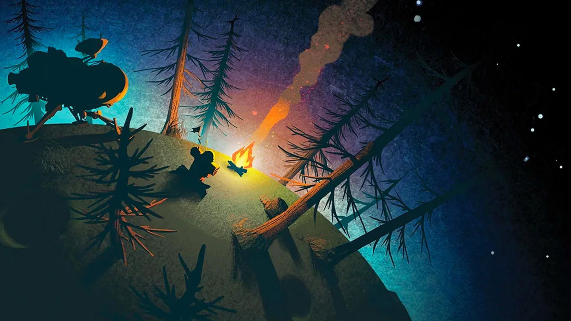 Outer Wilds - artwork