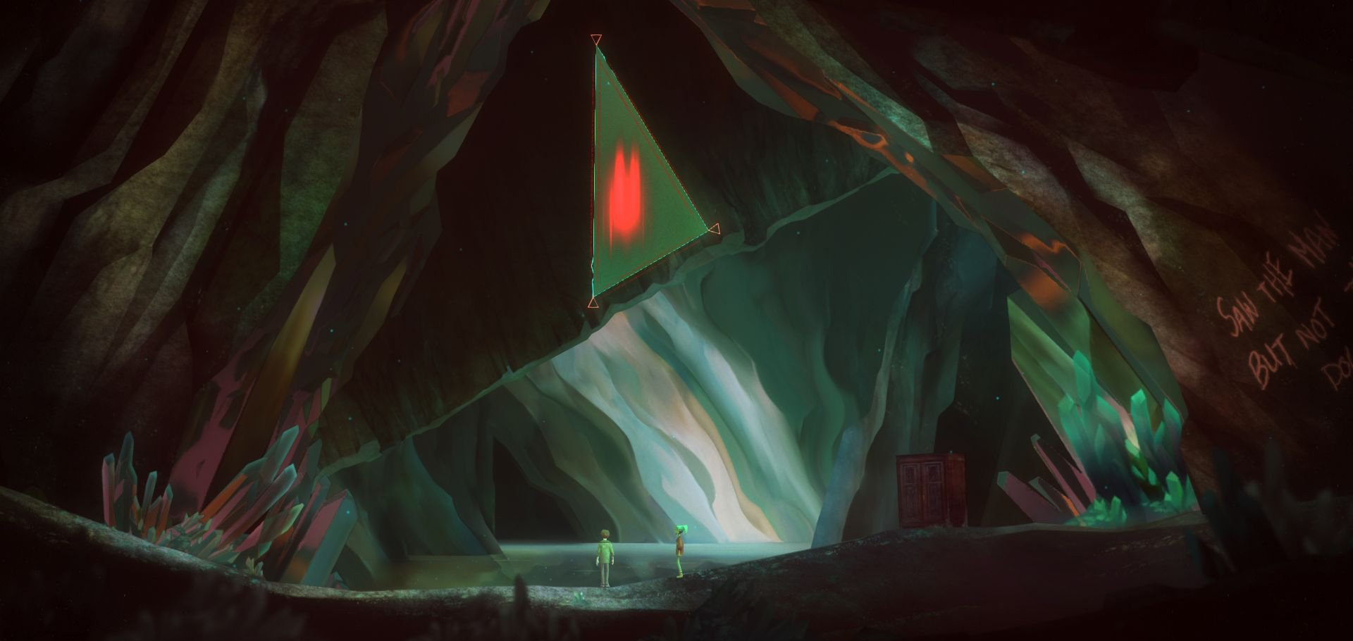 Oxenfree (2016) - hero image