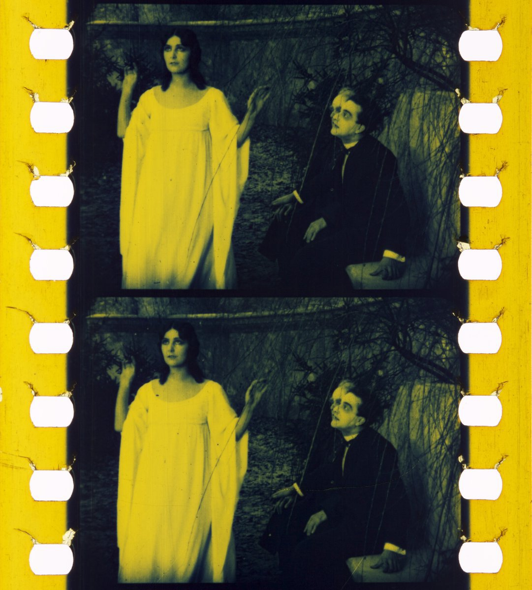 Das Cabinet des Dr. Caligari (The Cabinet of Dr. Caligari)