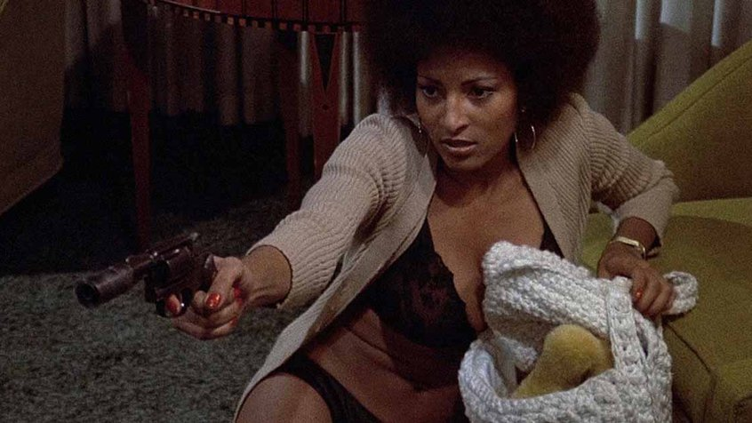 Cinemaniacs - Pam Grier in Coffy (1973)