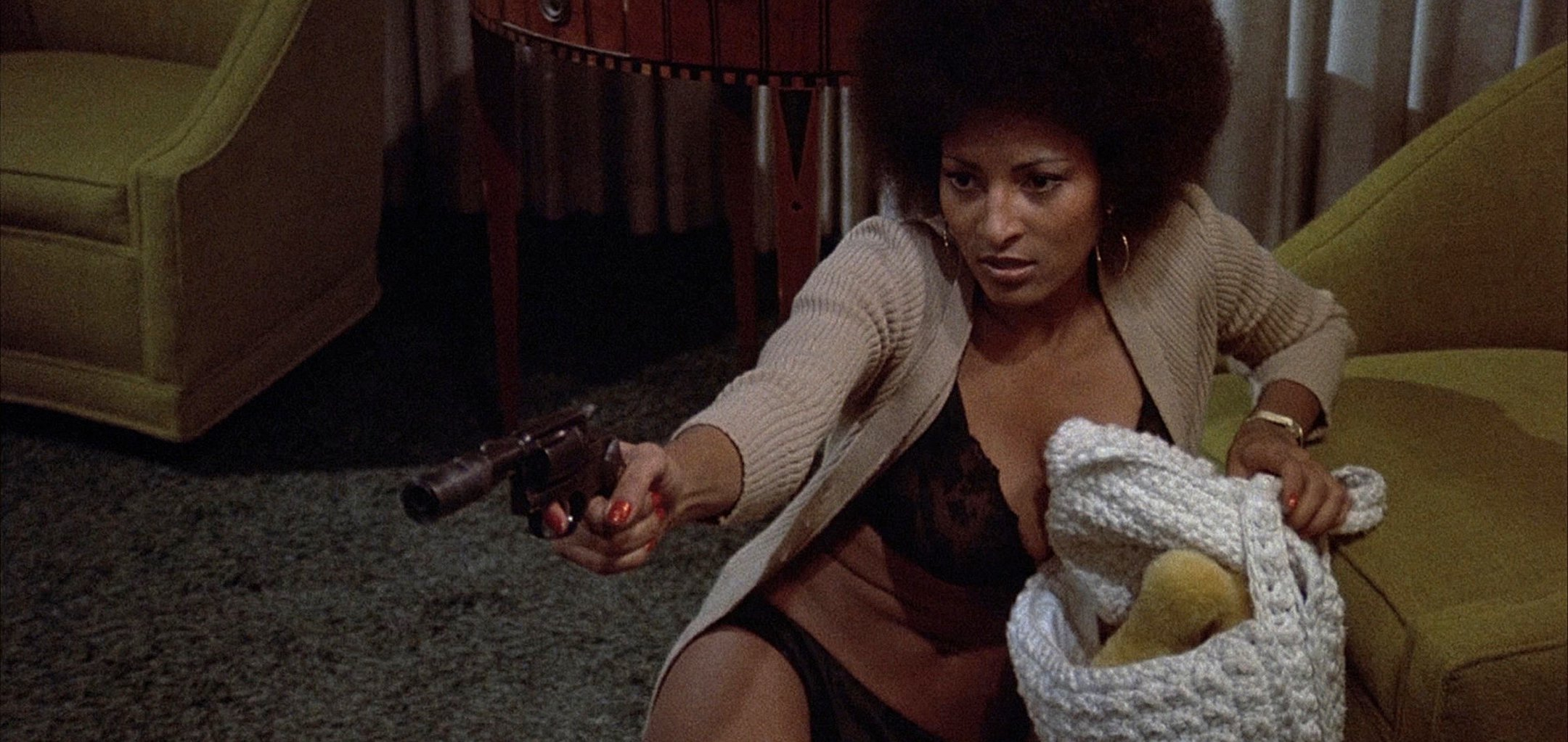 Pam Grier in Coffy (1973) - hero image