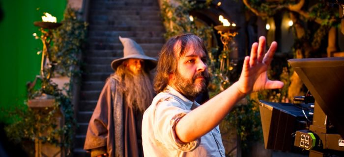 Peter Jackson directing on the set of lord of the rings.jpg