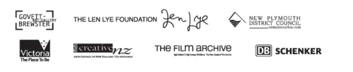 Len Lye sponsors