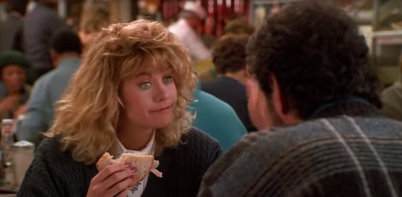 When Harry Met Sally Edit Line Because They