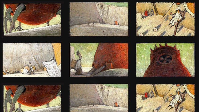 Shaun Tan The Lost thing Art of the Adaptation