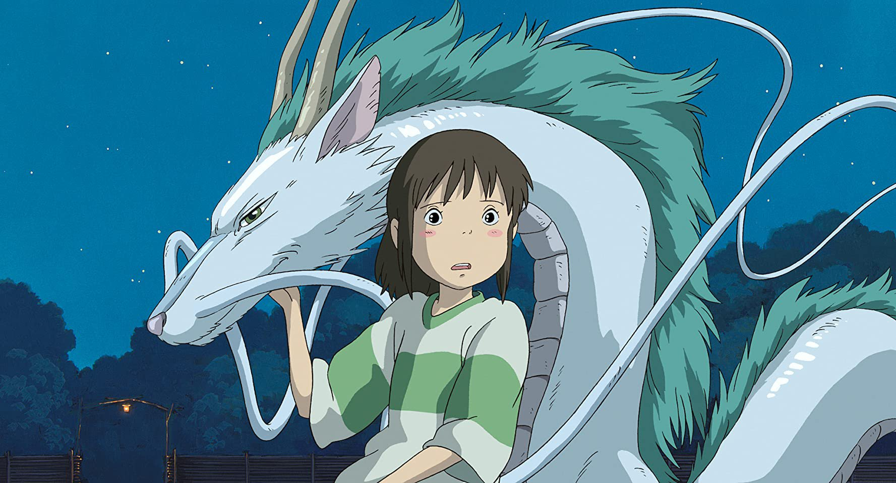 Spirited Away: the anti-fairy tale