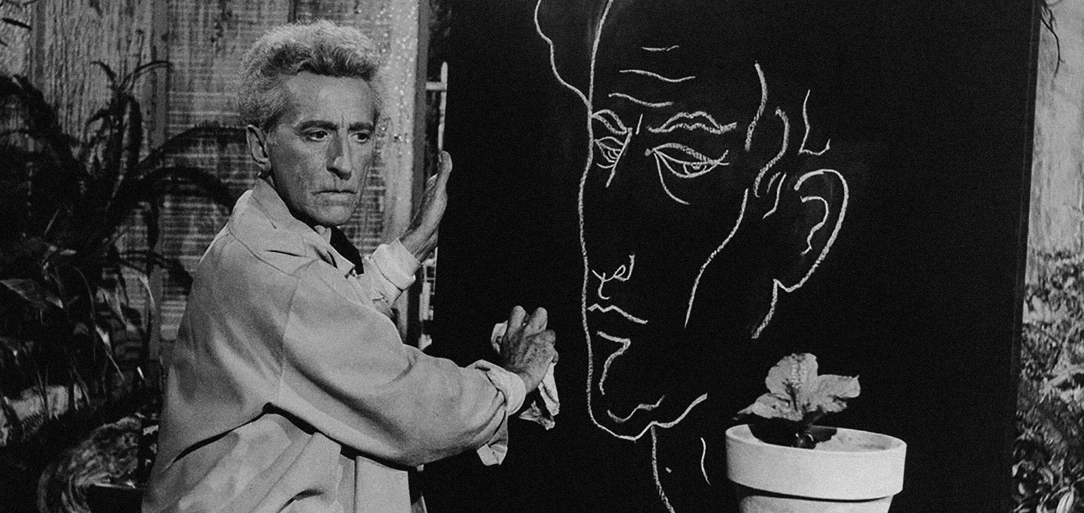 Still from Jean Cocteau - Autoportrait D'un Inconnu (1983)