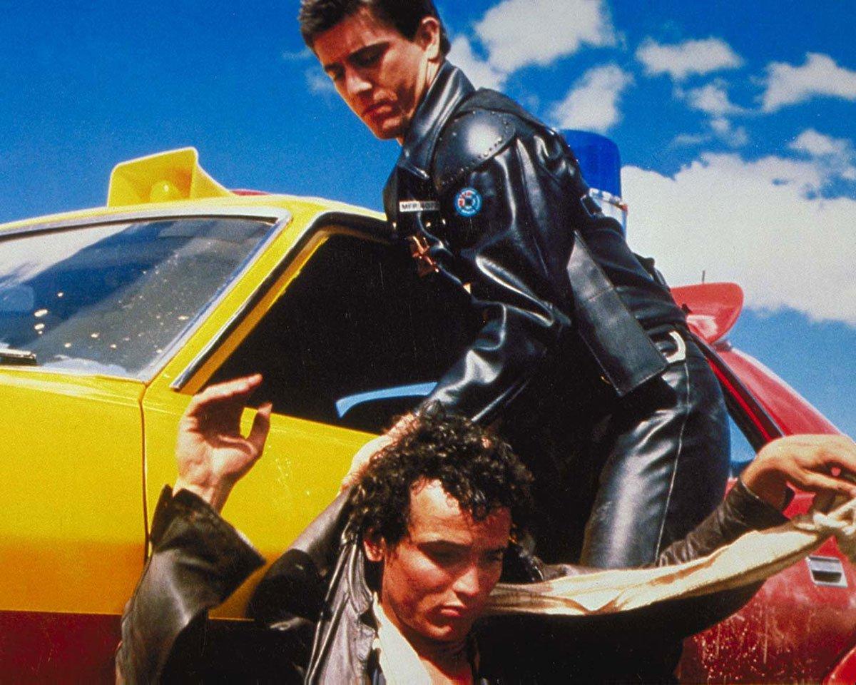 Still image from Mad Max (1979) 2