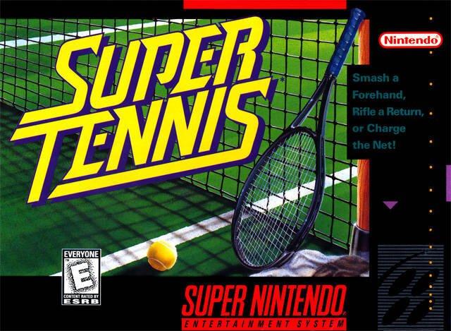 Super Tennis game still