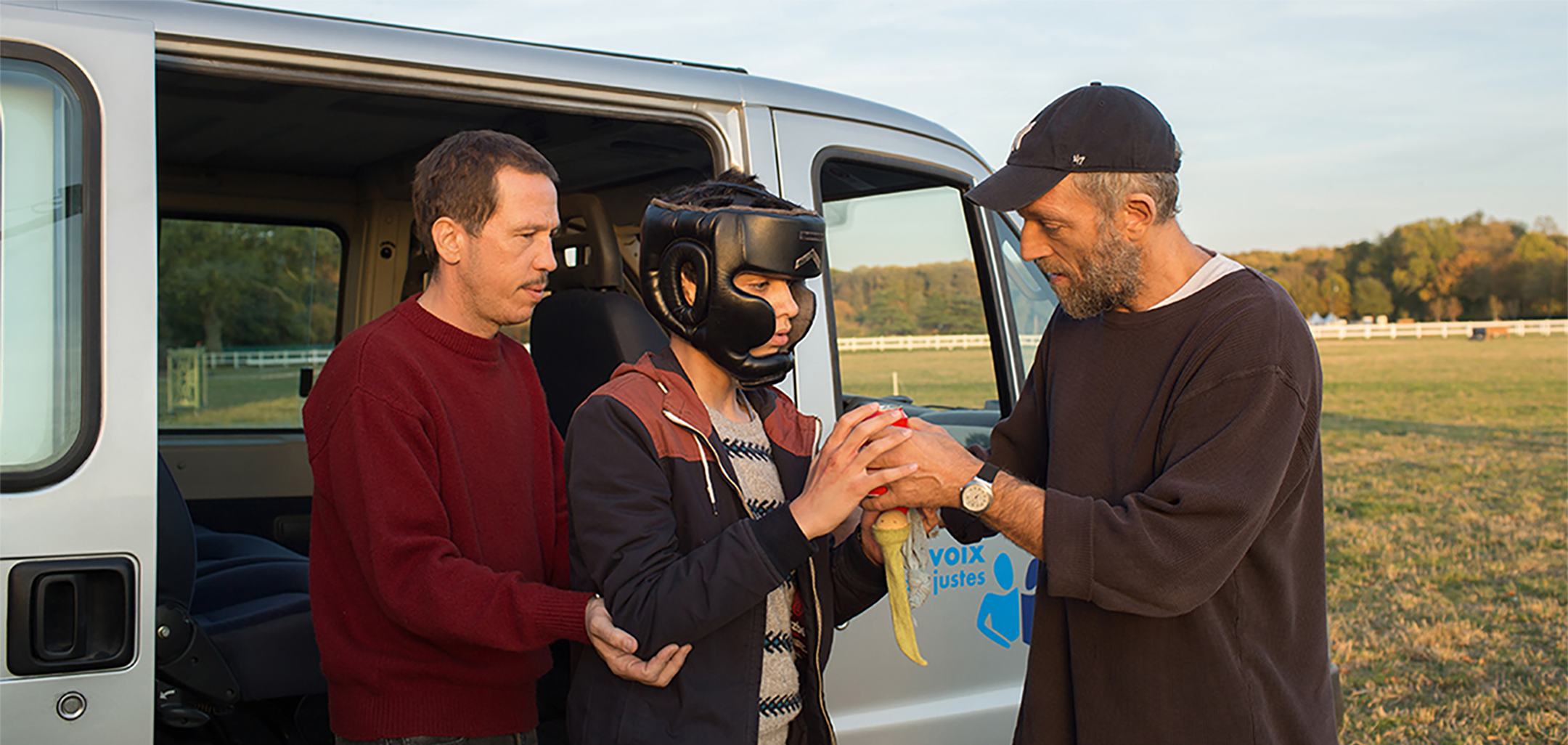 Vincent Cassel and Reda Kateb in The Extraordinary (2019) - hero image