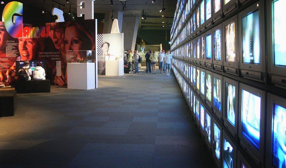 TV50 screens