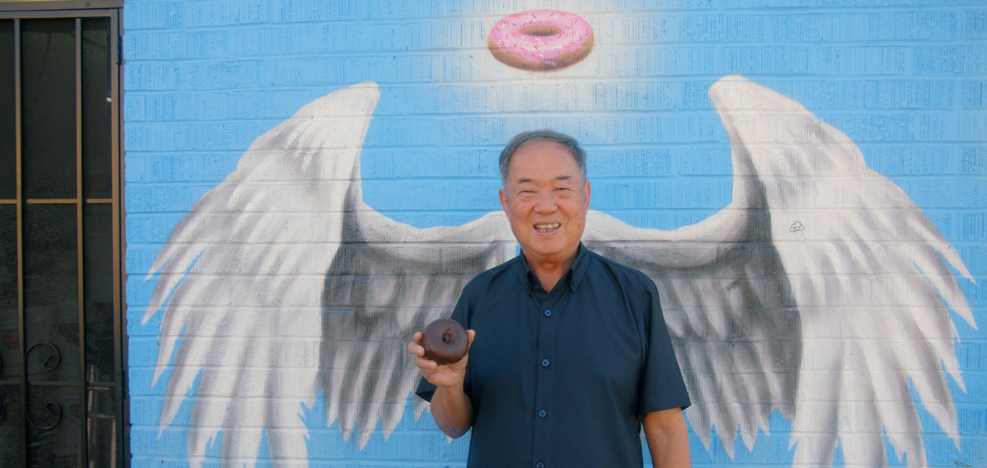 Ted Ngoy AKA The Donut King