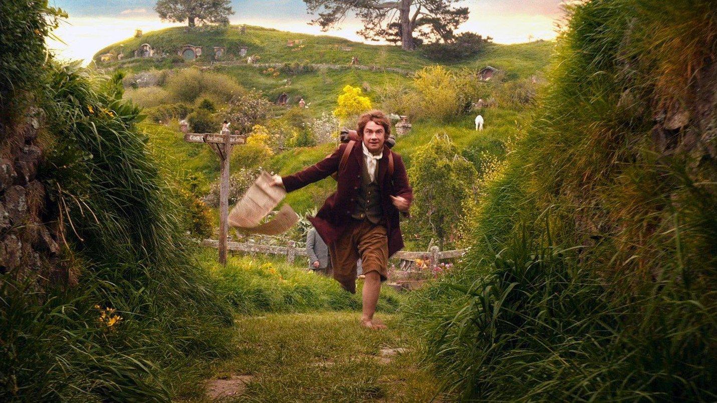 The Hobbit longshot