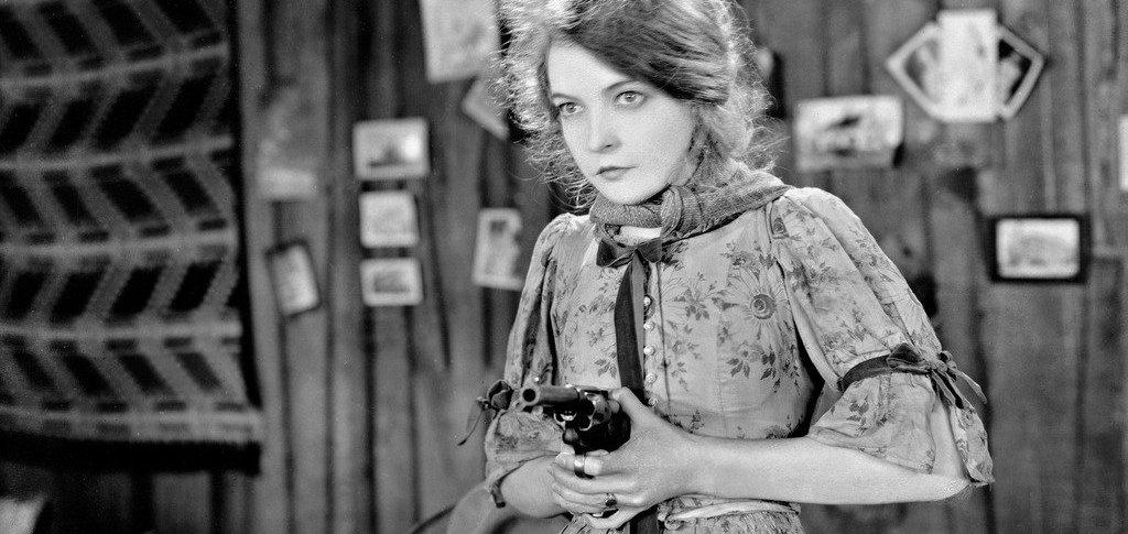 The Wind - 1928 - Lillian Gish - hero image
