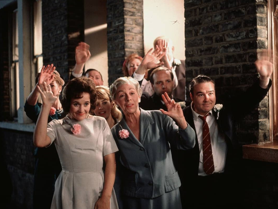 The cast of Distant Voices Still Lives 1988