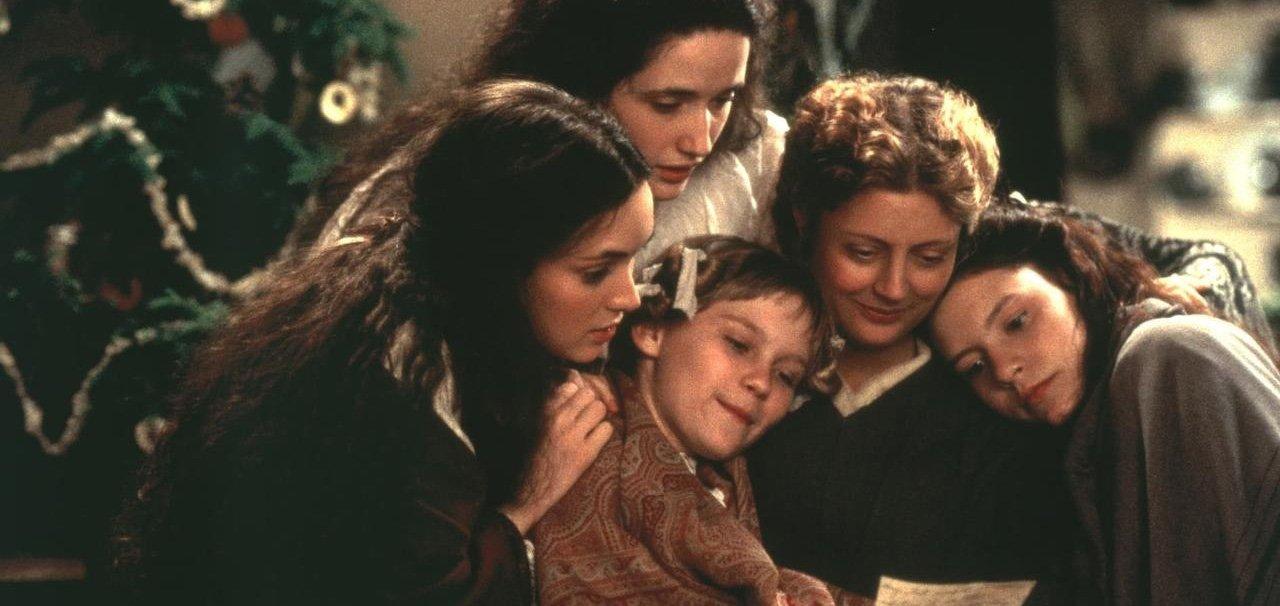 The cast of Little Women (1994)