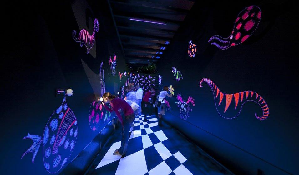 Tim Burton- The Exhibition - hero image