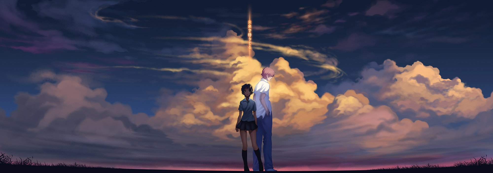 The Girl Who Leapt Through Time film still
