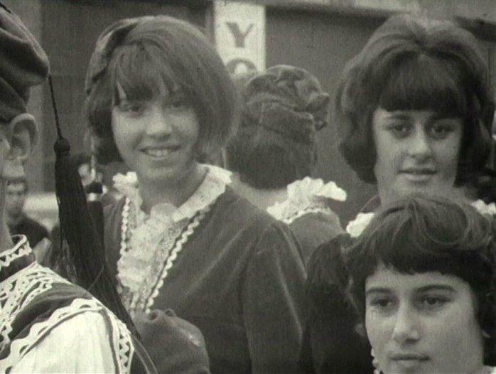 Amazing Amateurs: Tony Agapitos. National Greek Day 1966