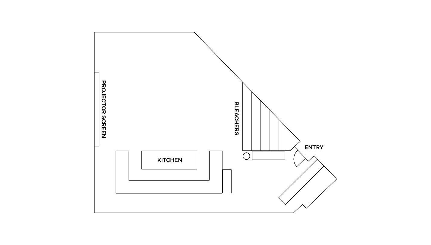 ACMI X floorplan