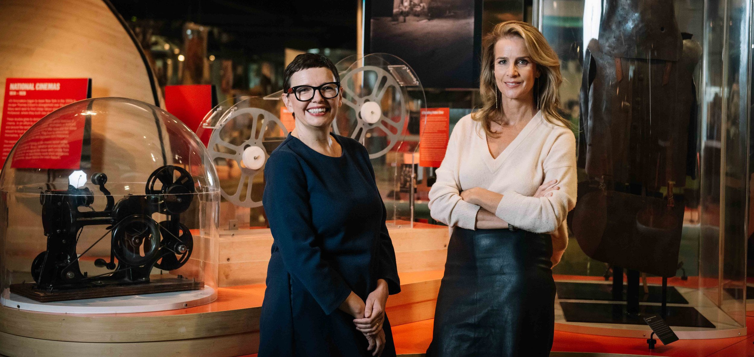 Who We Are - Katrina Sedgwick and Rachel Griffiths